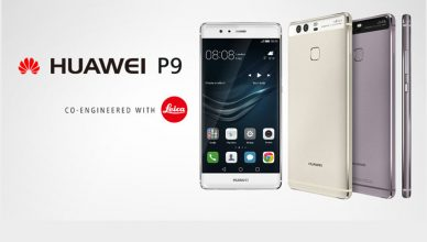 Huawei P9 Review by GPC