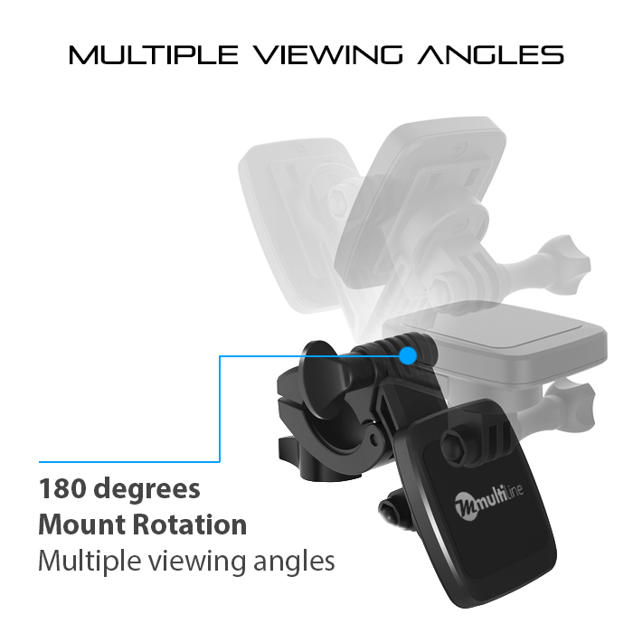 Multiline-bike-mount-MWBM700-prime-magnet-view-angles
