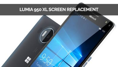 Lumia 950 XL Screen Replacement