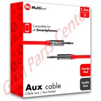 multiline-aux-cable-candy-red
