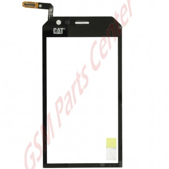 cat s30 touchscreen digitizer black