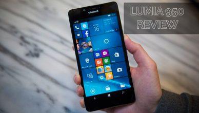 Microsoft Lumia 950 Review by GPC