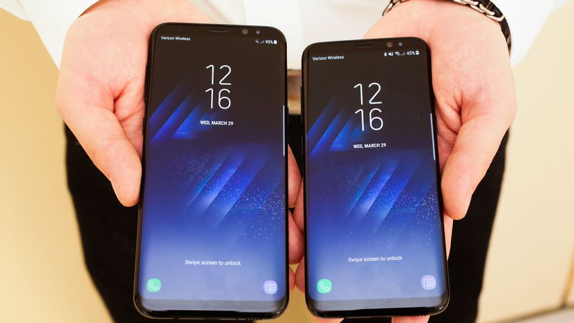 Samsung Galaxy S8 and Samsung Galaxy S8 Plus GPC