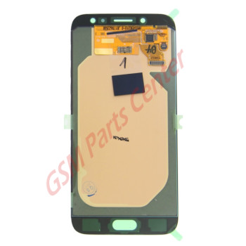 Samsung J730F Galaxy J7 2017 LCD Display + Touchscreen GH97-20736B Silver