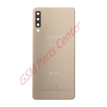 Samsung SM-A750F Galaxy A7 2018 Backcover GH82-178329C Gold