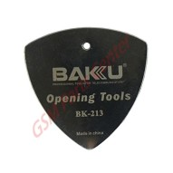 Baku Repair Tools Stainless Steel Metal Opening Pick BK-213