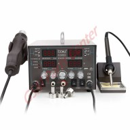 Baku Soldering and Heatgun Station  BA-8305D 220V