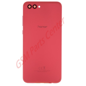 Huawei Honor 10 View (BKL-L09) Backcover With Camera Lens 02351VGH Red