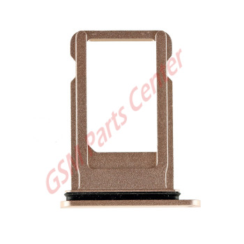 Apple iPhone 8 Simcard holder  Gold