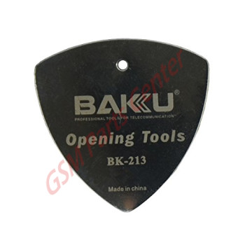 Baku Stainless Steel Metal Opening Pick BK-213