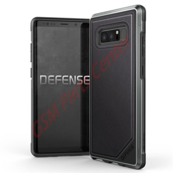 X-doria Samsung Galaxy Note 9 Defence Lux - 3X4M0197A - Black Leather