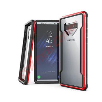 X Doria Samsung Galaxy Note 9 Defence Shield 3x4m0103a Red