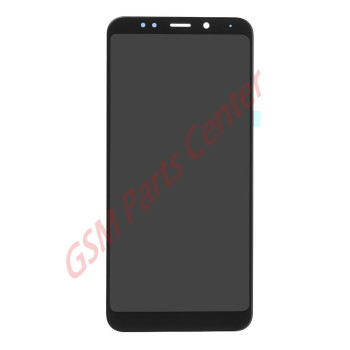 Xiaomi Redmi Note 5 (Redmi 5 Plus) LCD Display + Touchscreen Black