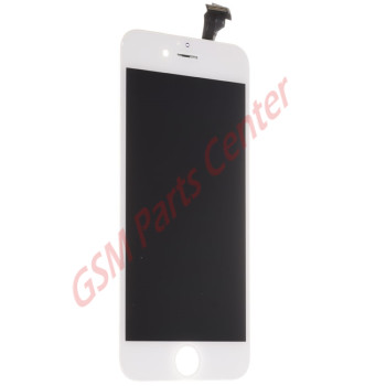 Apple iPhone 6G LCD Display + Touchscreen Refurbished OEM White