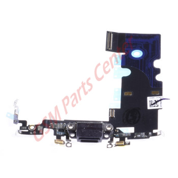 Apple iPhone 8 Charge Connector Flex Cable  Black