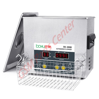 Baku BK-2000 Ultrasonic Cleaner - Capacity: 3.36L