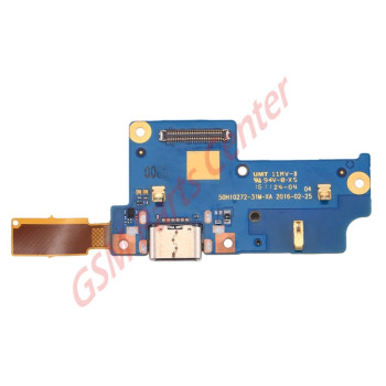 Google Pixel XL (G-2PW2200) Charge Connector Board With Microphone 51H10272-01M