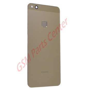 Huawei P10 Lite Backcover WAS-LX1A + Camera Lens + Adhesive Tape + Fingerprint Scanner Gold