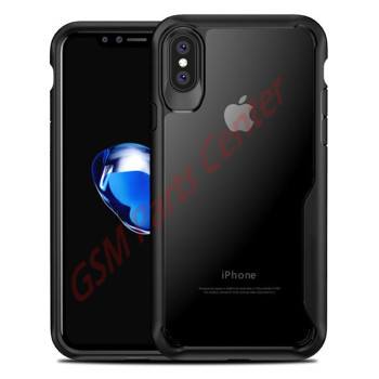 Livon Apple iPhone X/iPhone XS Tactical Armor - Neo Shield - Black