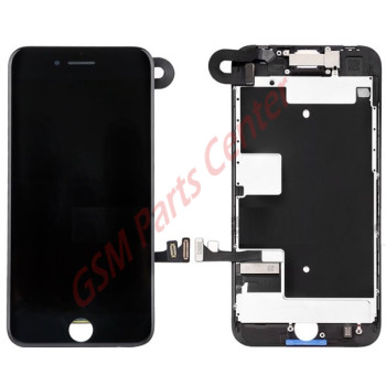 Apple iPhone 8 LCD Display + Touchscreen High Quality - Assembly - Black