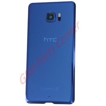 HTC U Ultra Backcover With Camera Lens  74H03303-14M Blue