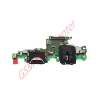 Huawei Honor 10 View (BKL-L09) Charge Connector Board Type-C Incl. Microphone 02351STG