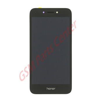 Huawei Honor 6A LCD Display + Touchscreen + Frame 02351KTW Grey Incl. Battery and Parts