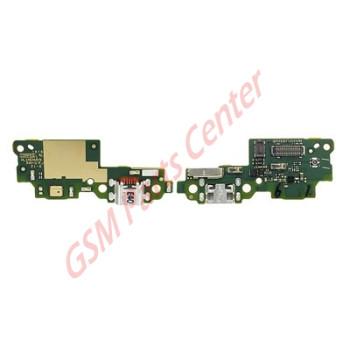 Huawei Honor 7 Lite/Honor 5C (NEM-L21/NEM-L51) Charge Connector Flex Cable 03023THP