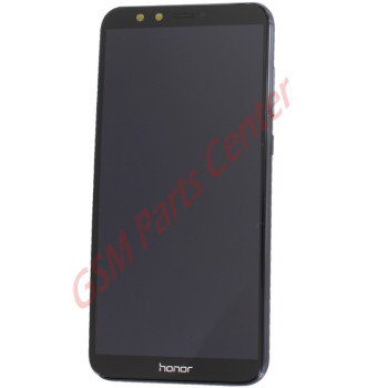 Huawei Honor 9 Lite (LLD-L31) LCD Display + Touchscreen + Frame Black  02351SNN Incl  Battery and Parts