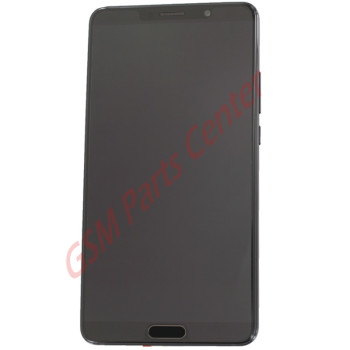 Huawei Mate 10 (ALP-L29) LCD Display + Touchscreen + Frame Incl. Battery + Parts Black 02351QAH
