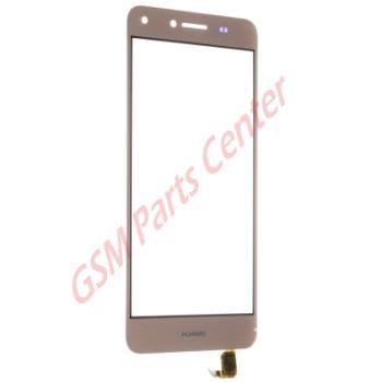 Huawei Y5 II 2016 (Honor 5)/Y6 II Compact (LYO-L21) Touchscreen/Digitizer Gold
