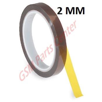 Kapton Tape 2mm