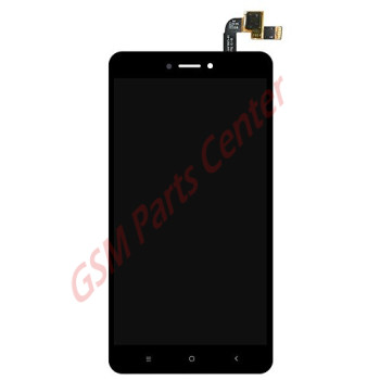 Xiaomi Redmi Note 4 LCD Display + Touchscreen  Black