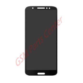Motorola Moto G6 (XT1925) LCD Display + Touchscreen Black