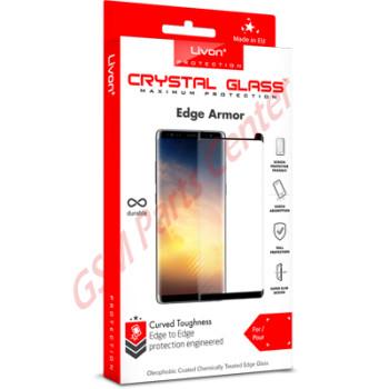 Livon Samsung N950F Galaxy Note 8 Tempered Glass 0.3mm - 2,5D Full Glue