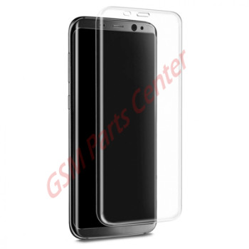 Livon Samsung G950F Galaxy S8 Tempered Glass 0.3mm - 2,5D Full Clear. SKU: SAM4921