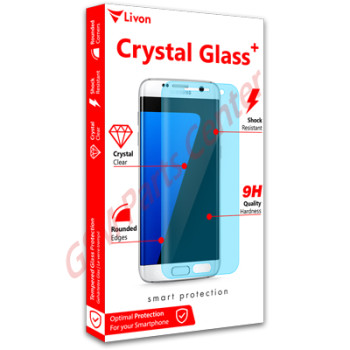 Livon Samsung G965F Galaxy S9 Plus Tempered Glass TPU Full Clear