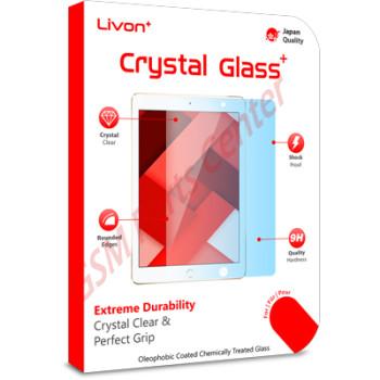 Livon Samsung SM-T710 Galaxy Tab S2 8.0/SM-T715 Galaxy Tab S2 8.0 Tempered Glass 0.3mm - 2,5D Full Clear | English - GSM Parts Center
