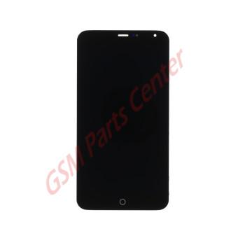 Meizu MX4 LCD Display + Touchscreen Black