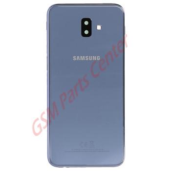 Samsung SM-J610F Galaxy J6+ Backcover GH82-17872C Gray