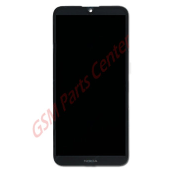 Nokia 4.2 (TA-1133; TA-1149; TA-1150; TA-1152; TA-1157) LCD Display + Touchscreen + Frame 12601009011 Black