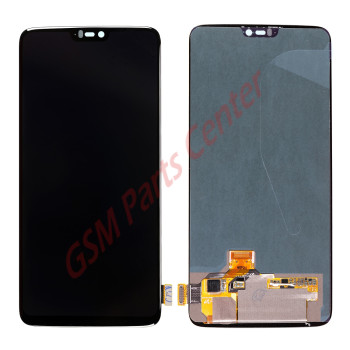 OnePlus 6 (A6003) LCD Display + Touchscreen - Black