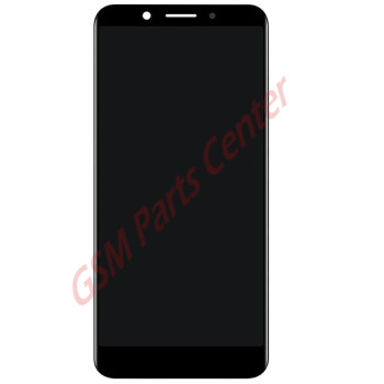 Oppo A1 LCD Display + Touchscreen Black