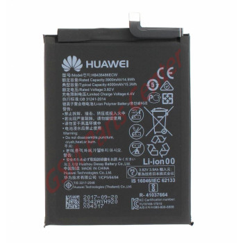 Huawei P Series Battery 4000 mAh - HB436486ECW 24022342;24022785