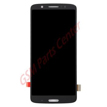 Motorola Moto G6 Plus (XT1926) LCD Display + Touchscreen Black