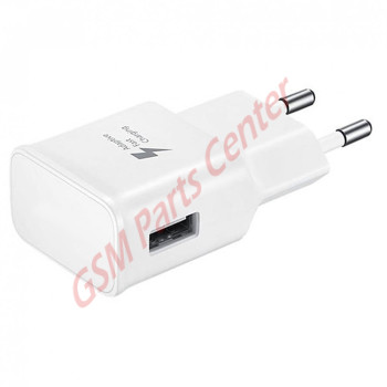 Travel Adapter - Adaptive Fast - 2.0A - White