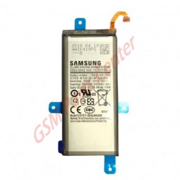 Samsung SM-A600F Galaxy A6 (2018) Battery 3000 mAh - EB-BJ800ABE - GH82-16479A