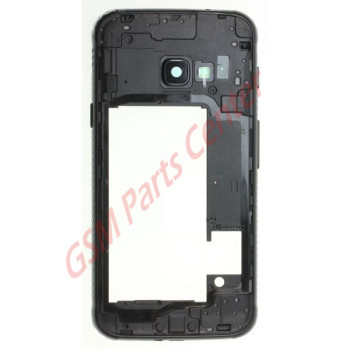 Samsung G390F - Galaxy Xcover 4 Midframe With Camera Lens GH98-41218A