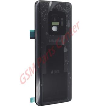 Samsung G960F Galaxy S9 Backcover DUOS GH82-15875A Black