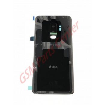 Samsung G965F Galaxy S9 Plus Backcover DUOS GH82-15660A Black